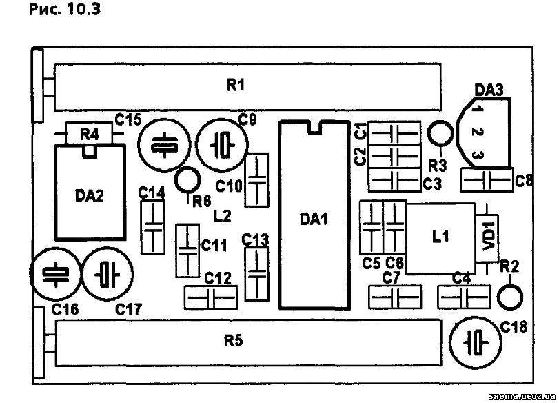 КР1 74ХА34-интегральная схема