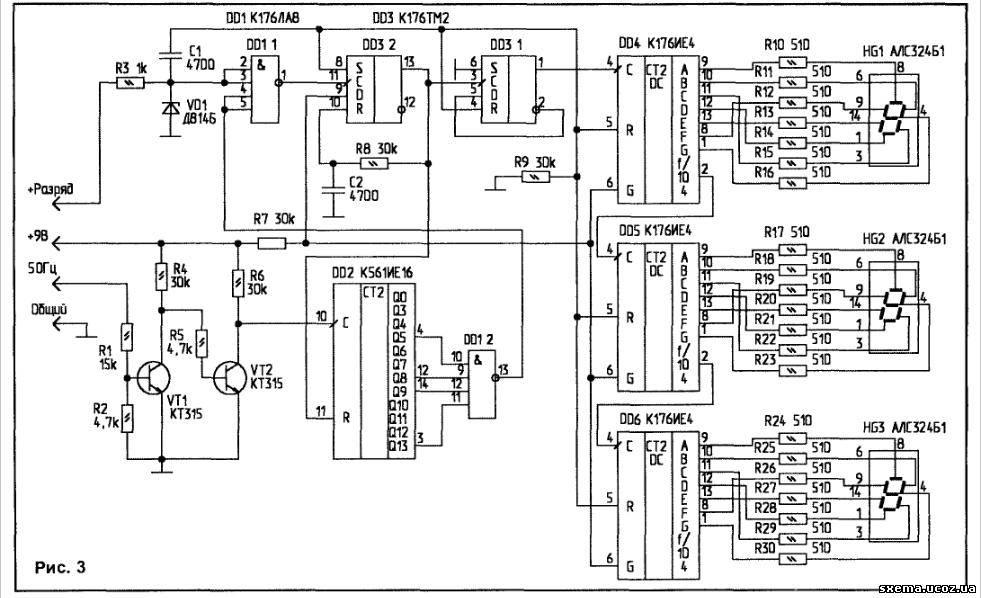 Цифровой измеритель емкости конденсаторов своими руками