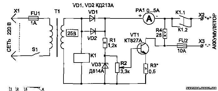 Радио схемы електроника журналы замки восстановление и зарядка
