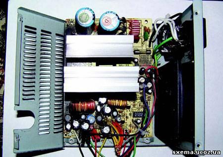 Этим блок питания компьютера